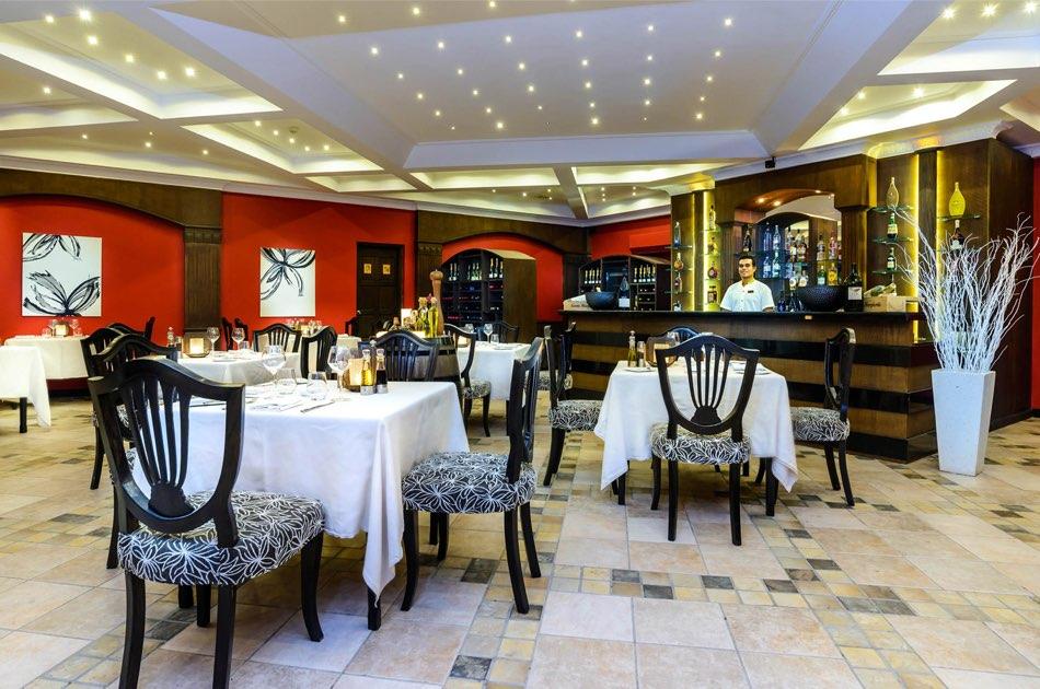 Resort Maldive Kurumba Maldives ristorante Isola