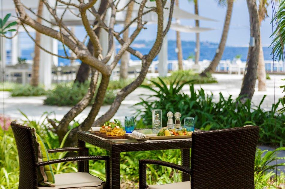 Resort Maldive Kurumba Maldives bar Cafè