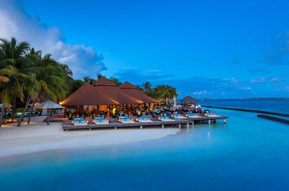 Resort Maldive Kurumba Maldives Kandu