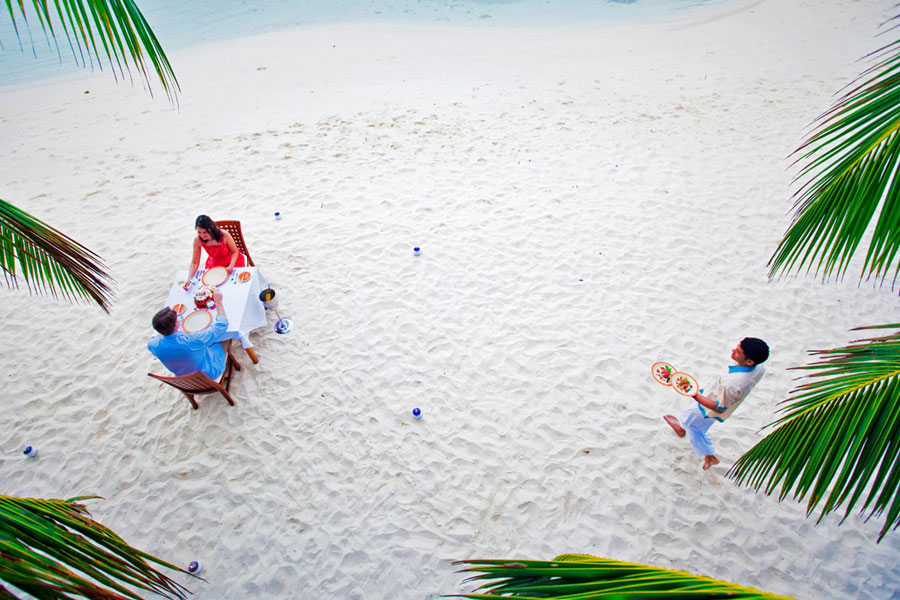 Resort Maldive Kuramathi Island cena privata