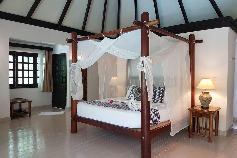 Resort Maldive Kihaa Maldives prestige villa