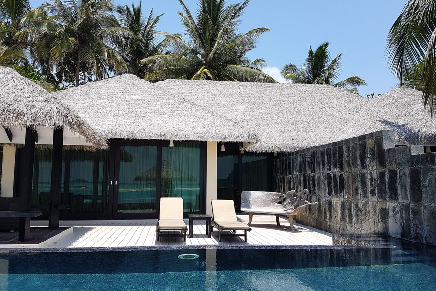 Resort Maldive Kihaa Maldives family suite