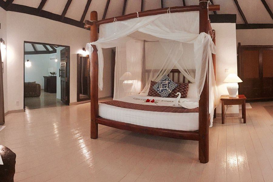 Resort Maldive Kihaa Maldives family junior suite