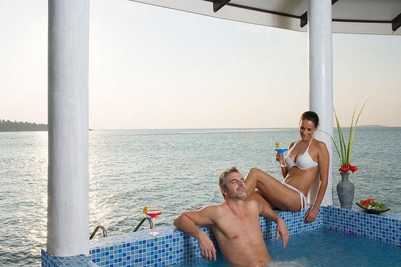 Resort Maldive Kihaa Maldives water villa
