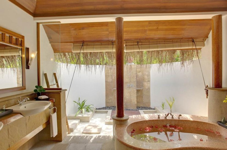 Resort Malidve Kanuhura beach villa