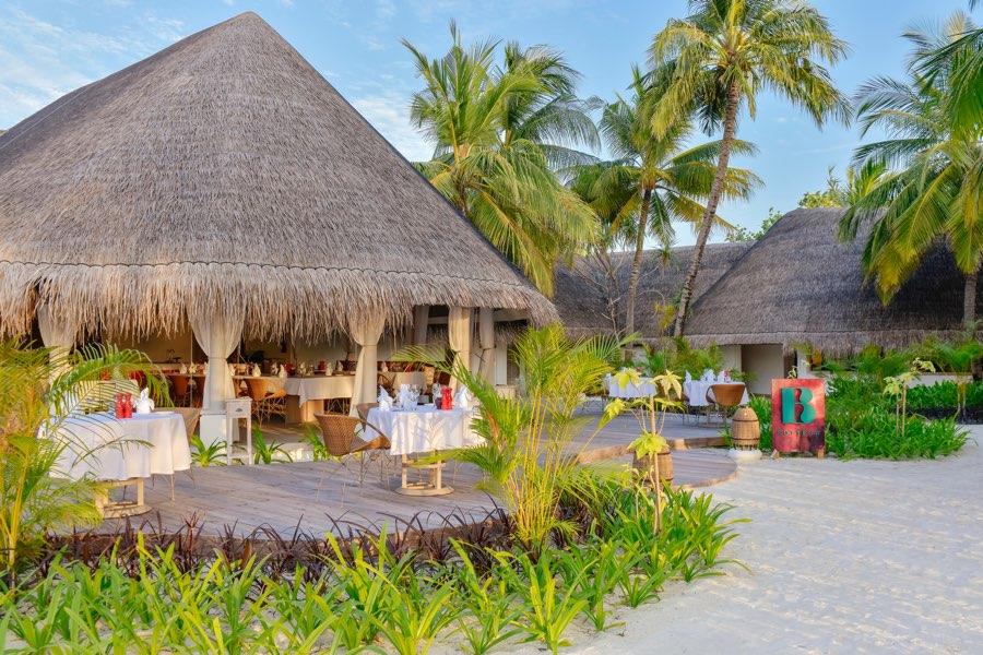 Resort Malidve Kanuhura