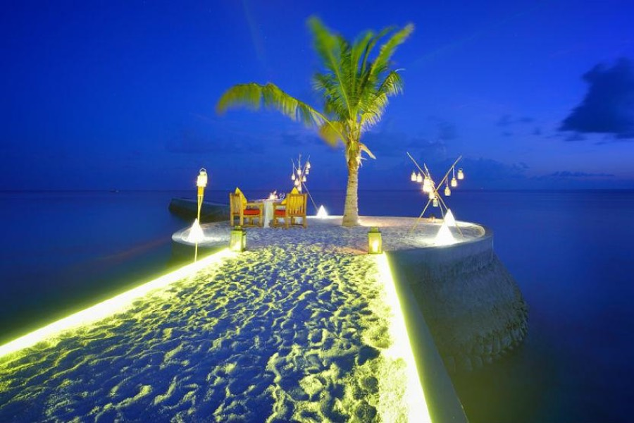 Resort Maldive Jumeirah Vittaveli