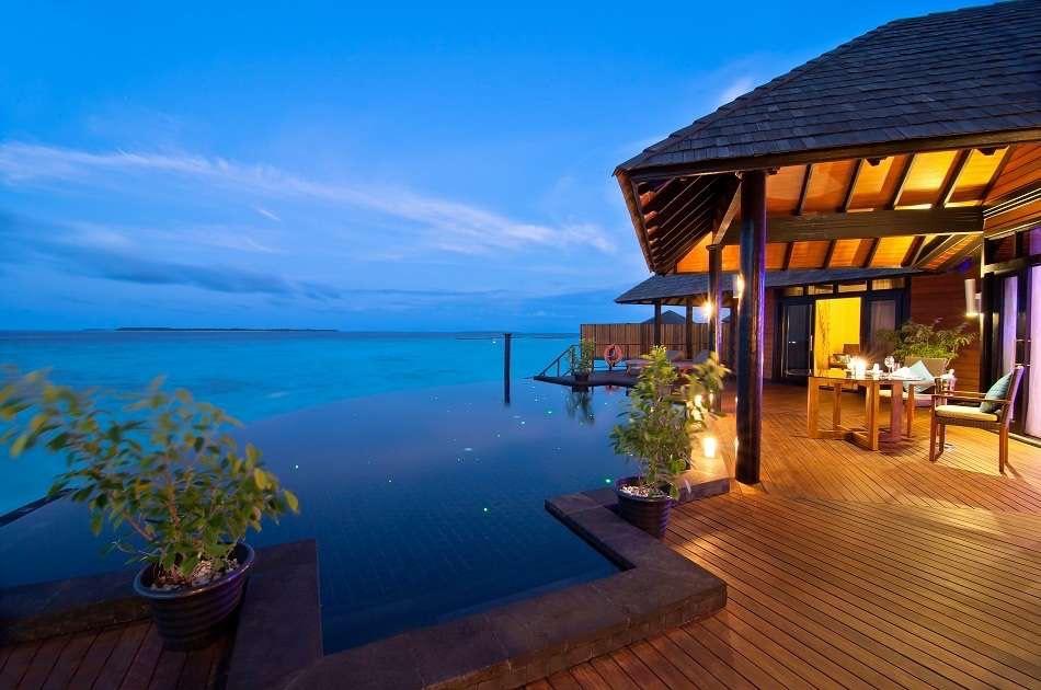Resort Maldive The Sun Siyam Iru Fushi retreat