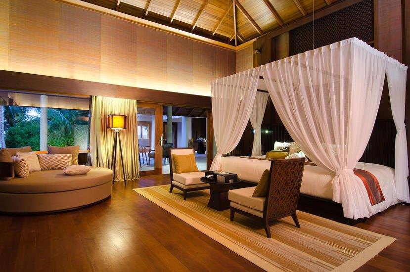 Dhevanafushi Maldives Luxury beach villa