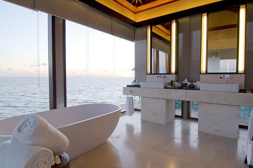 Dhevanafushi Maldives Luxury beach sanctuaries with pool