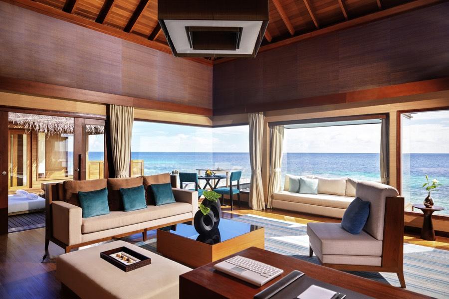 Dhevanafushi Maldives Luxury beach sanctuaries