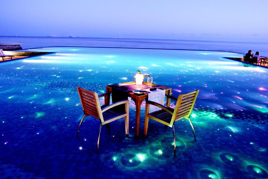 Resort Maldive Huvafen Fushi cena privata