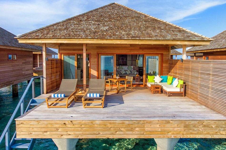 Resort Maldive Hurawalhi
