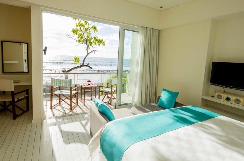 Resort Maldive Kandoma Holiday Inn Resort beach houses