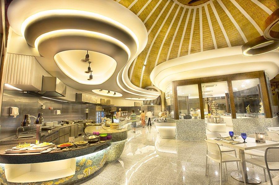 Resort Maldive Kandoma Holiday Inn Resort Kandooma Cafè