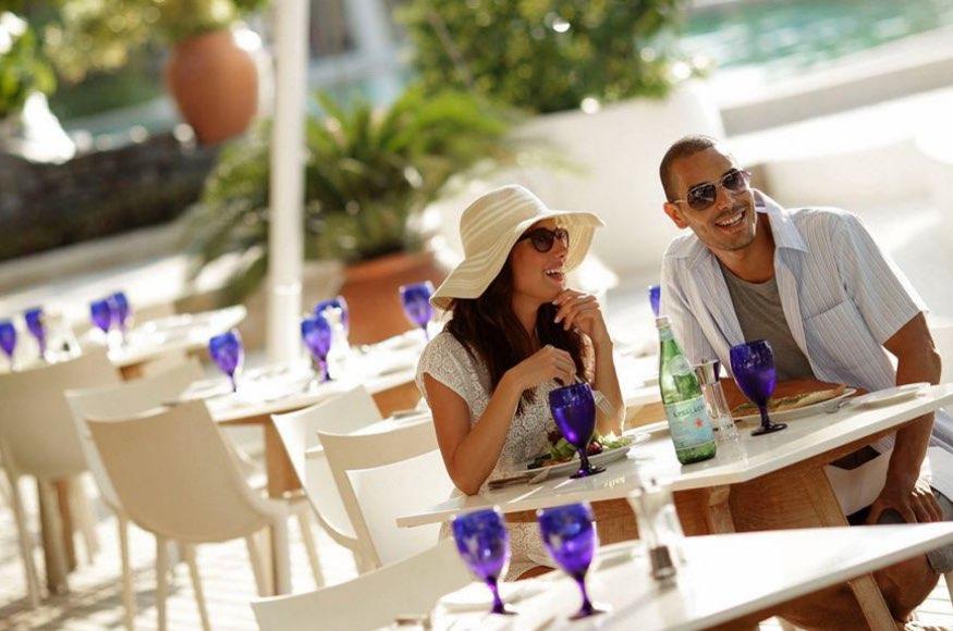 Resort Maldive Kandoma Holiday Inn Resort Kandooma Bokkuraa Coffe Club