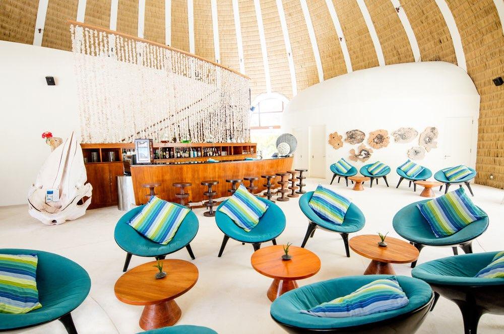Resort Maldive Kandoma Holiday Inn Resort Kandooma The Lounge