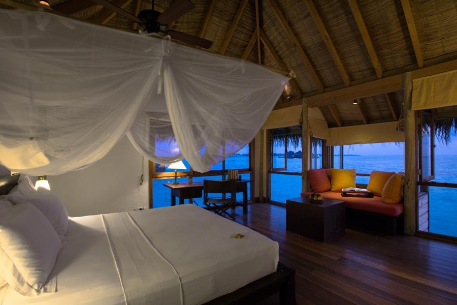Resort Maldive Gili Lankanfushi villa suite