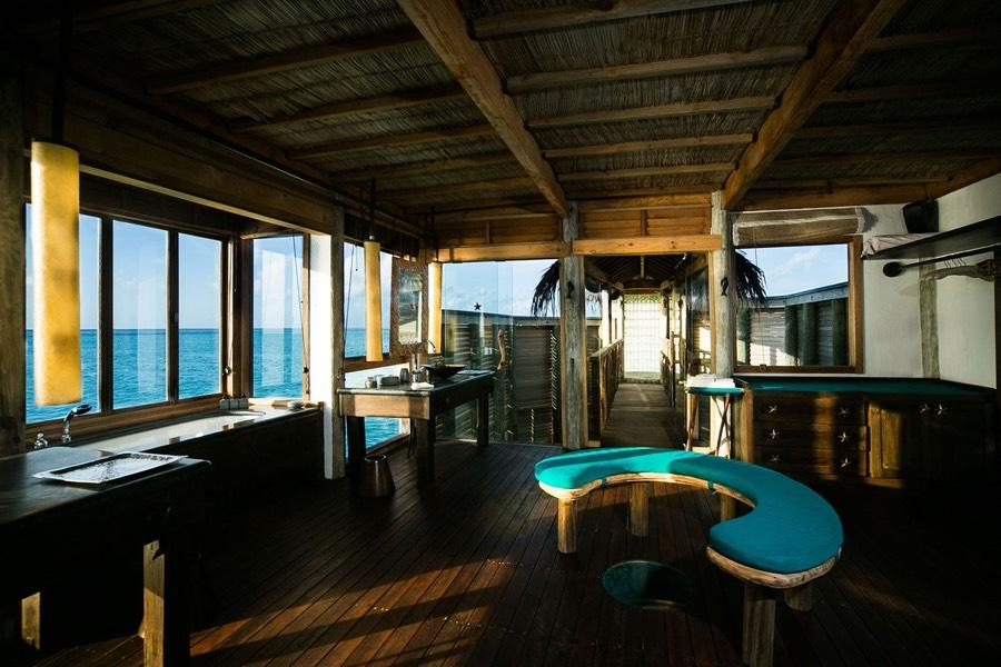 Resort Maldive Gili Lankanfushi lagoon residence