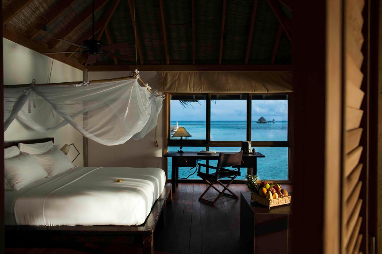 Resort Maldive Gili Lankanfushi crusoe residence