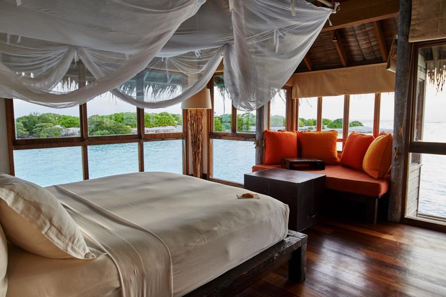 Resort Maldive Gili Lankanfushi family villa