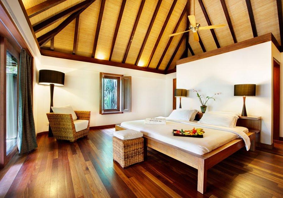 Resort Maldive Gangehi Island Resort & Spa garden villa