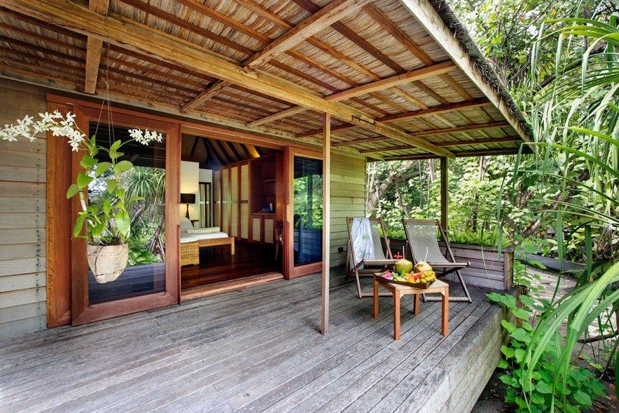 Resort Maldive Gangehi Island Resort & Spa family garden villa