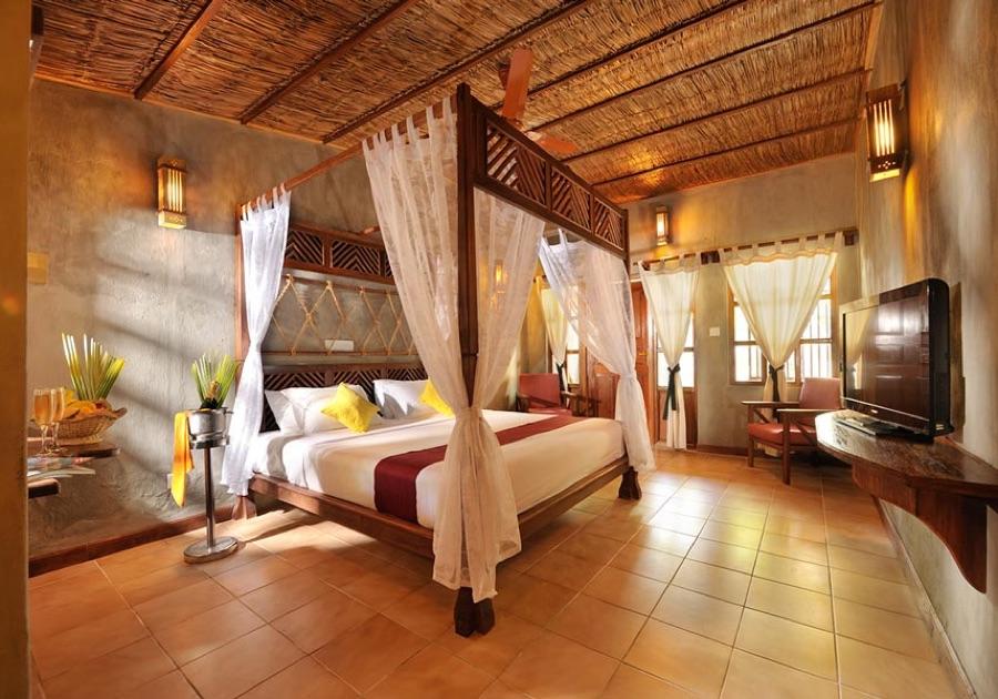 Resort Maldive Fun Island Resort Deluxe room