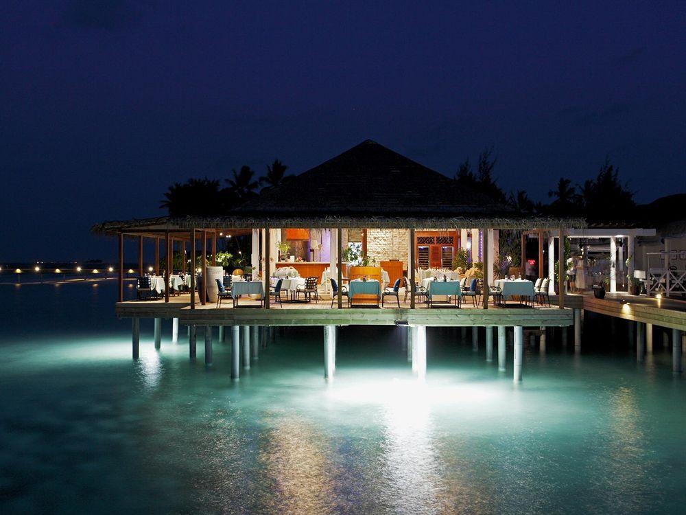 Centara Grand Island Resort Maldive ristorante Azzurri Mare