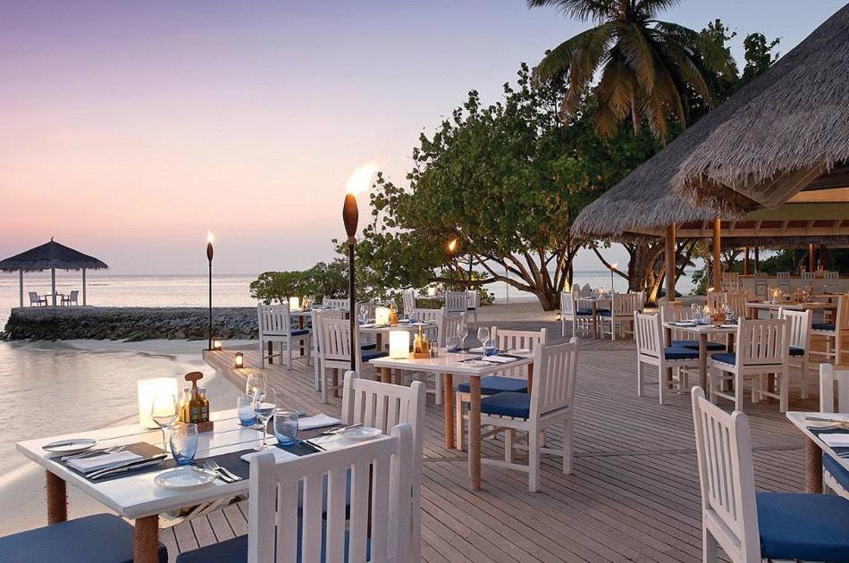 Resort Maldive Four Season Resort Kuda Huraa