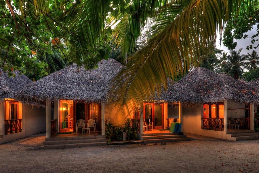 Resort Maldive Fihalhohi Island Resort