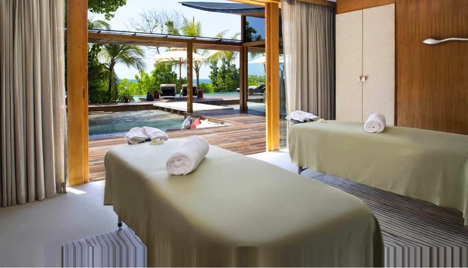 Coco Privè Kuda Hithi resort Maldive Turtle villa
