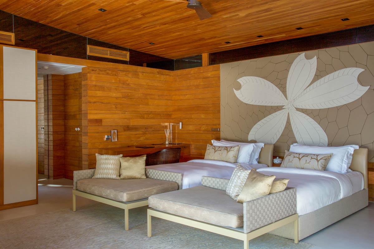 Coco Privè Kuda Hithi resort Maldive Starfish villa