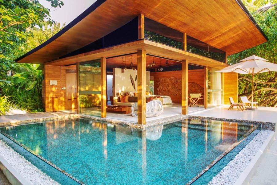 Coco Privè Kuda Hithi resort Maldive Manta villa