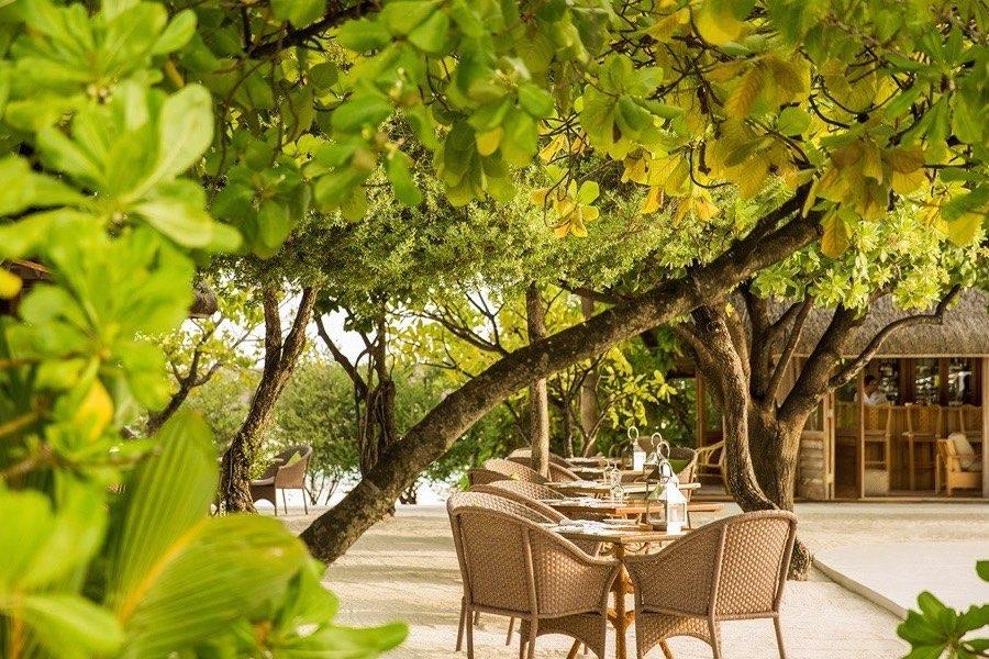 Cocoa Island resort Maldive ristorante Ufaa