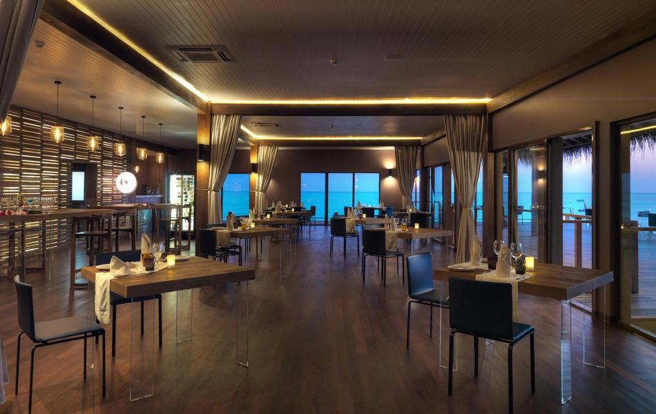 Resort Maldive Cocoon Maldive ristorante