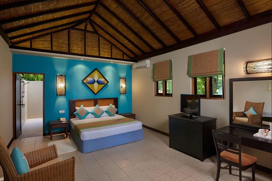 Cinnamon Ellaidhoo Resort Maldive standard room