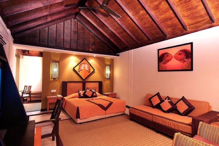 Cinnamon Ellaidhoo Resort Maldive superior room