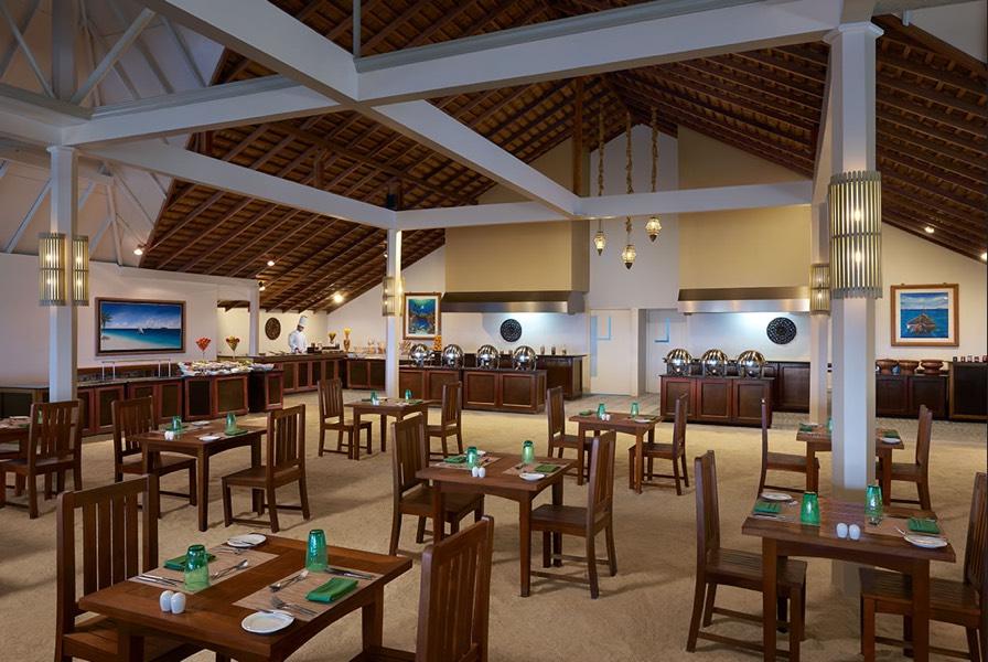 Cinnamon Ellaidhoo Resort Maldive ristorante Madi