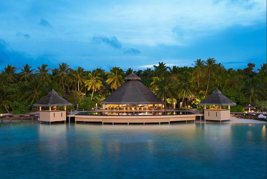 Cinnamon Ellaidhoo Resort Maldive ristorante Malamathi