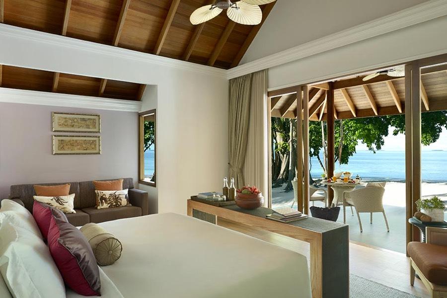 Resort Maldive Dusit Thani beach villa