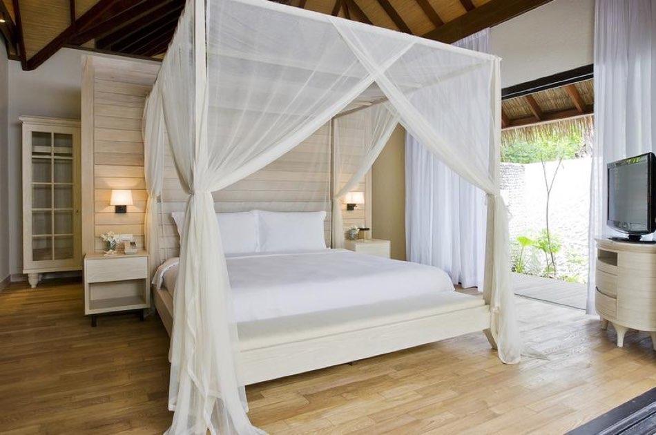 Resort Maldive Como Maalifushi garden room