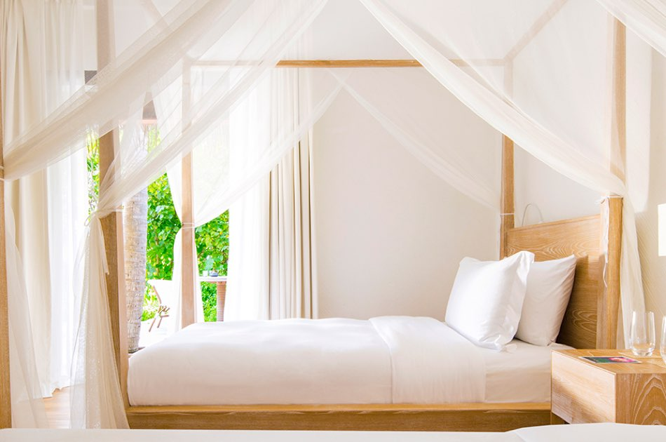Resort Maldive Como Maalifushi two bedroom beach suite
