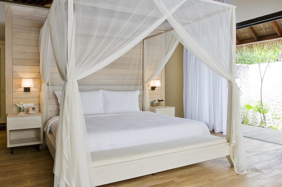 Resort Maldive Como Maalifushi beach villa