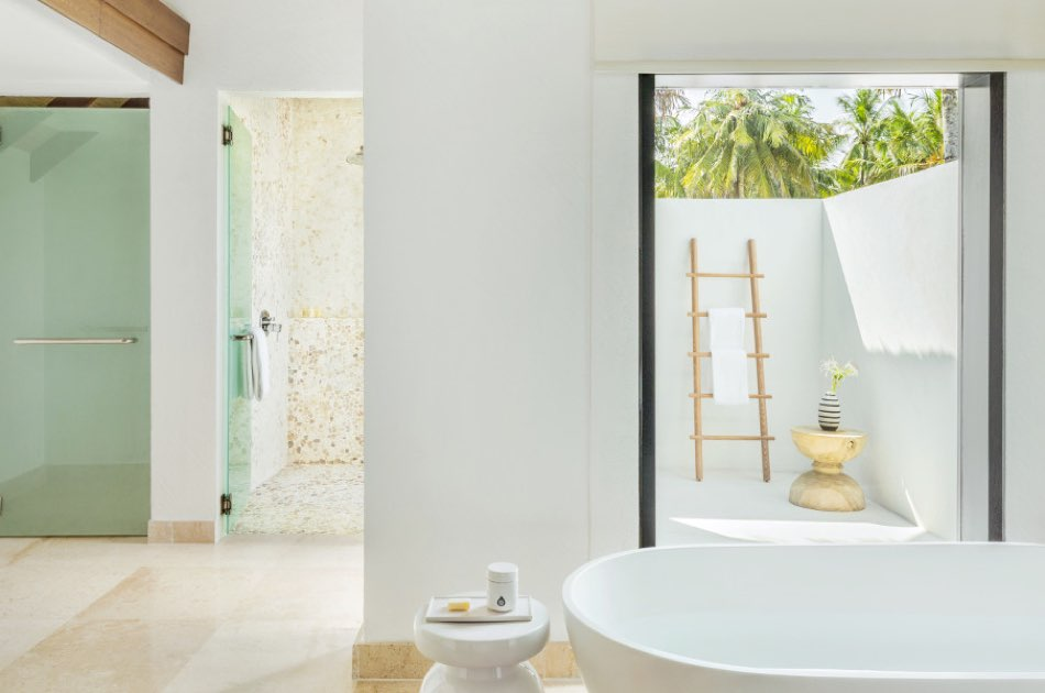 Resort Maldive Como Maalifushi two bedroom beach house