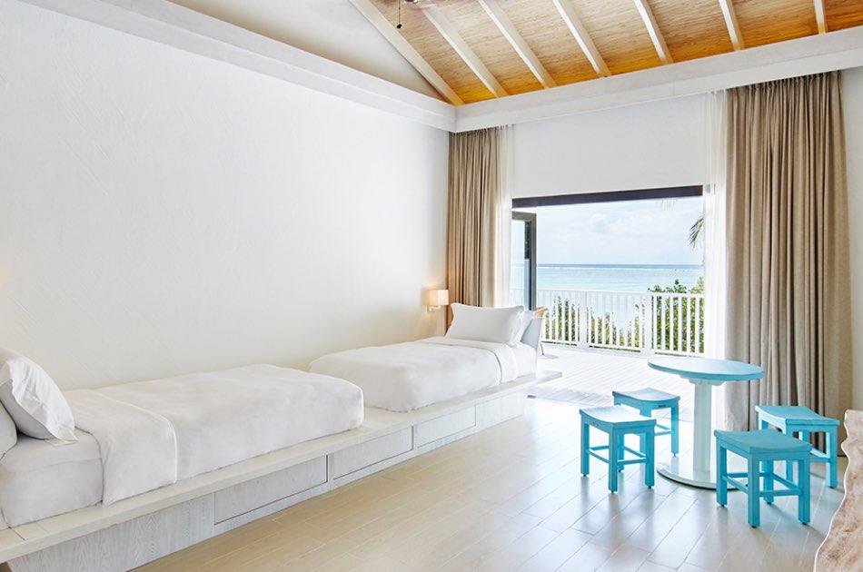 Resort Maldive Como Maalifushi Como residence