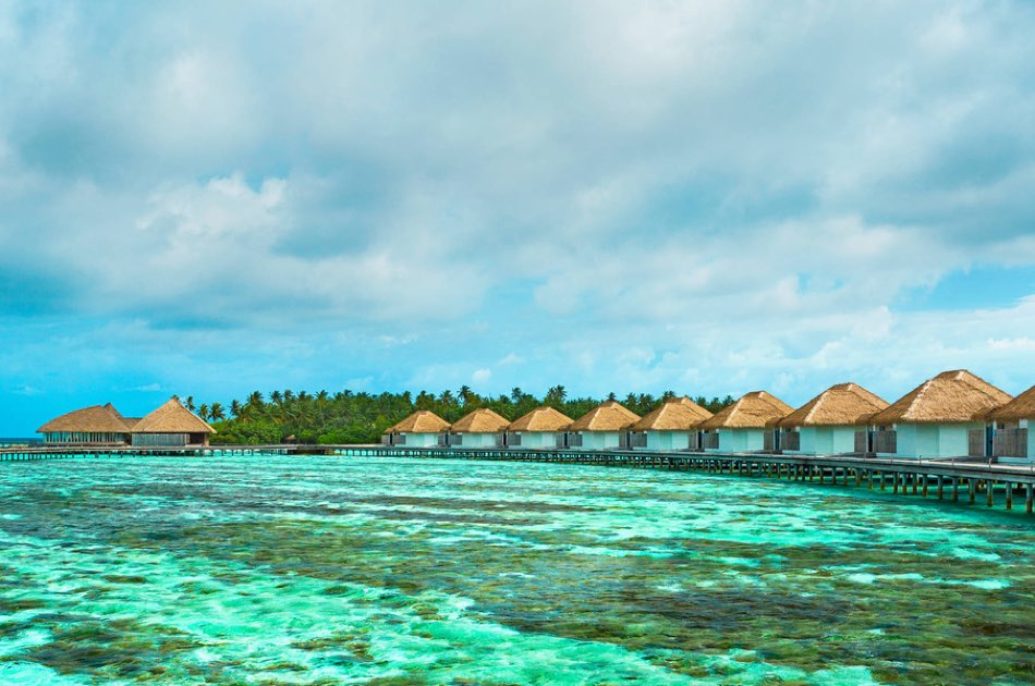 Resort Maldive Como Maalifushi water suite