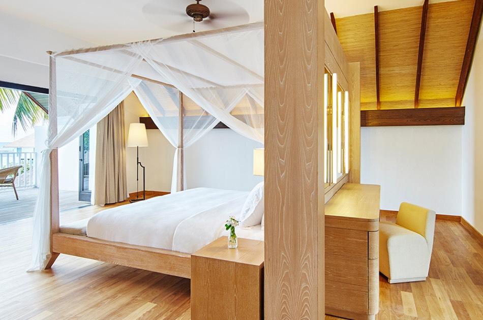 Resort Maldive Como Maalifushi Maalifushi water villa