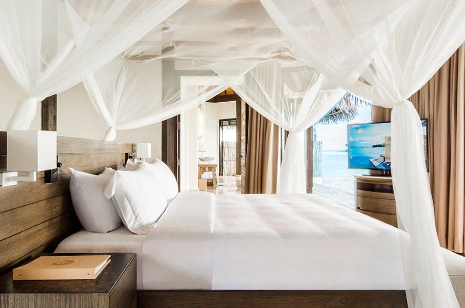 Resort Maldive Como Maalifushi COMO villa