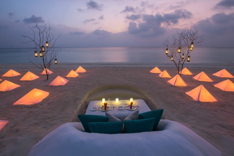 Resort Maldive Dusit Thani cena privata